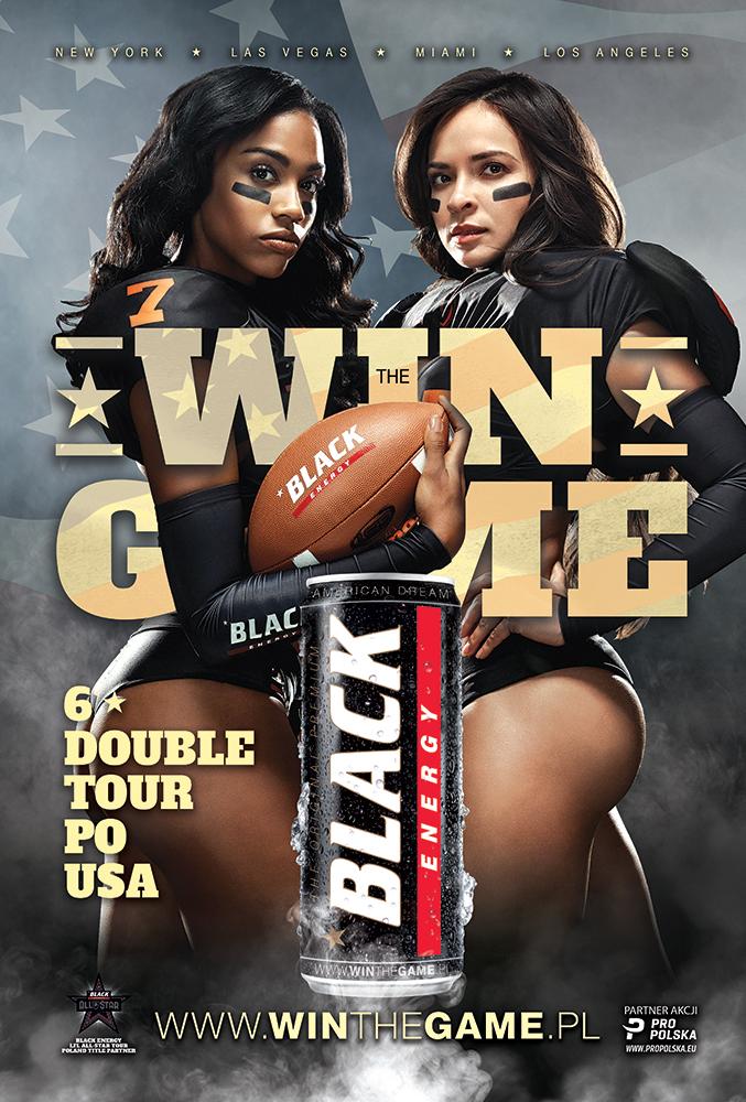 Black Energy Drink