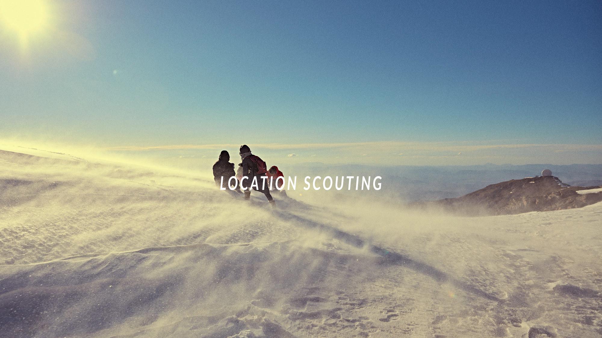 location scouintg